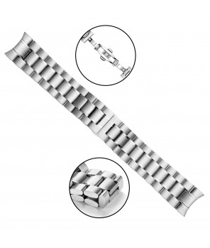 Foldable Stainless Steel Watch Band