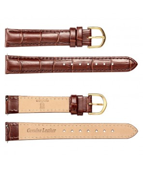 Women's Leather Calfskin Watch Band Replacement
