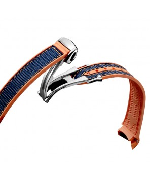ROCOS Nylon Rubber Watch Strap
