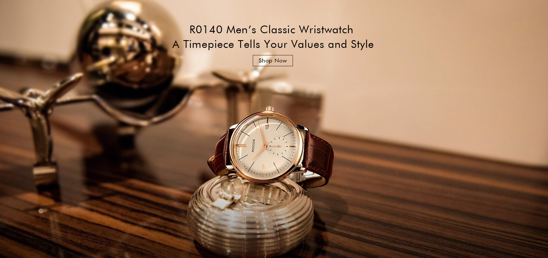 R0140-classic- watch