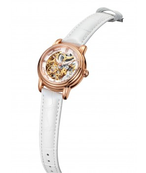 R0206 Women's Skeleton Watch