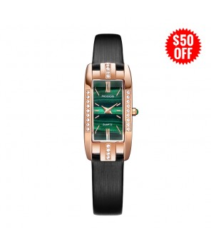 R0209S Ladies Vintage Square Watch