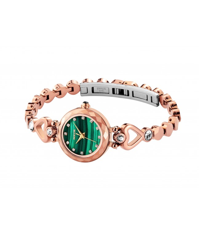 R212L Ultra-thin Fashion Green Watch