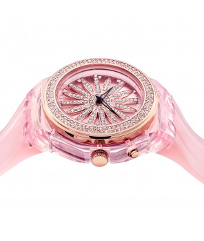 R0213L Sparkling Dress Watch for Women