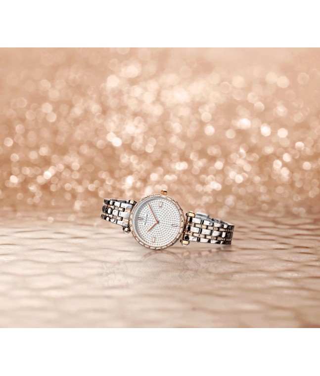 R0217 Ladies Rhinestone Dress Watch