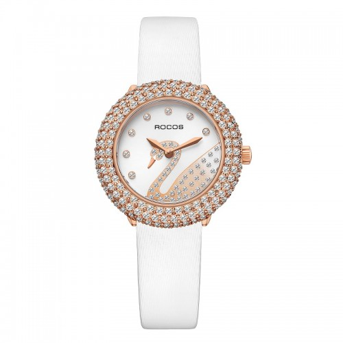 R0230 Crystal Women's Dress Watch