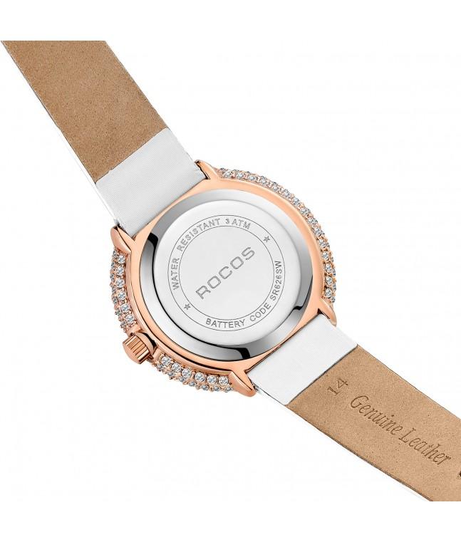 R0230 Crystal Women's Dress Watch