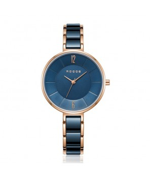 R0309B Women's Slim Ceramic Dress Watch